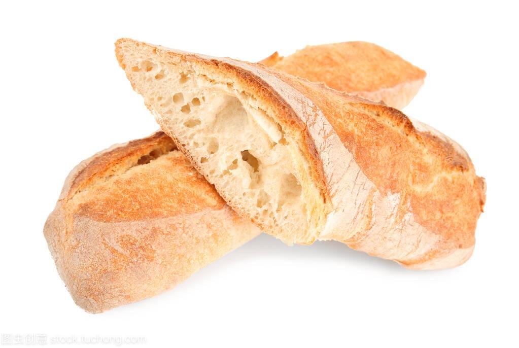 美味条面包高清图美食手绘图片