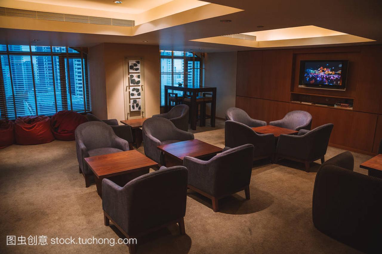 家具a家具甲级室内设计与酒店深色。新加坡西安经典建筑设计事务所图片