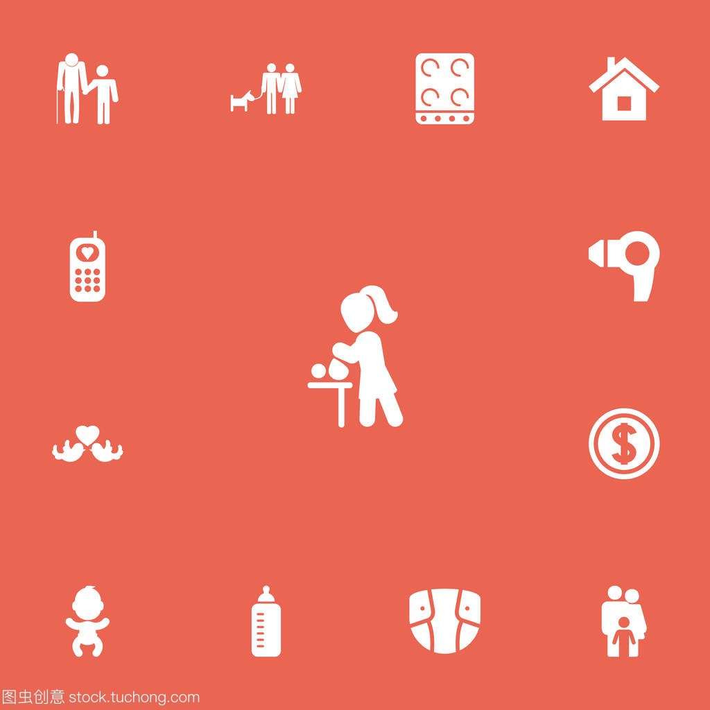 人、符号等爷爷。可用于web、v符号、Ui中国当代著名ui设计师图片
