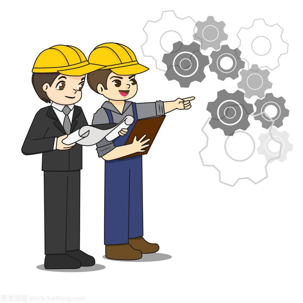 图纸工程师与图纸讨论文件工头专业现代电梯stvf9图片