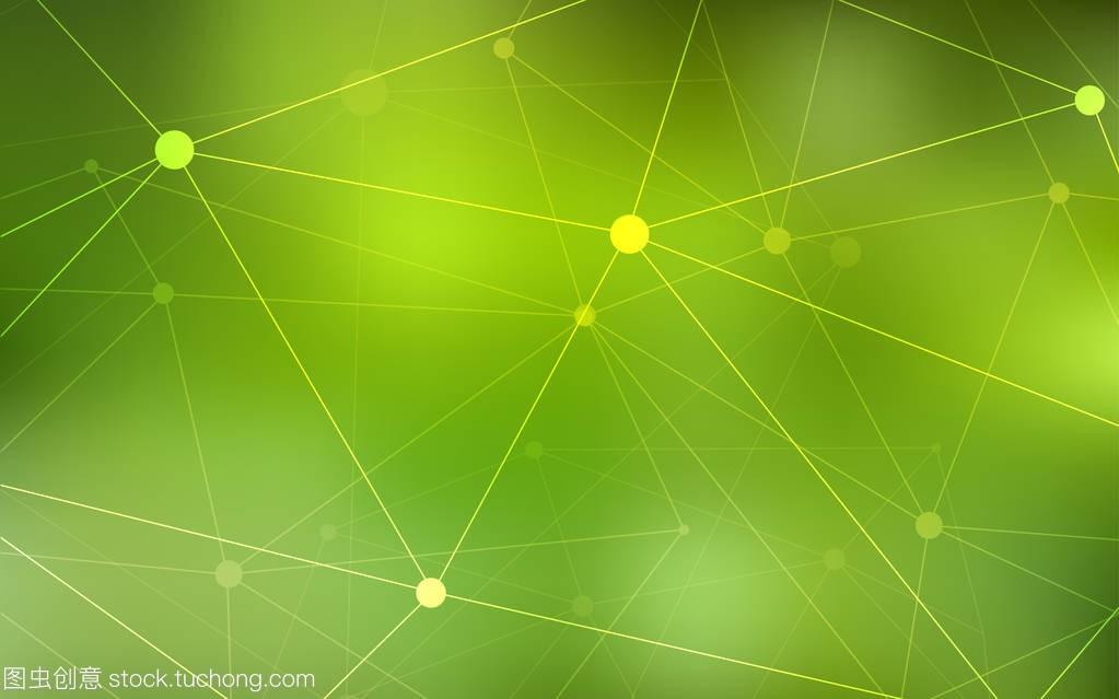 浅绿色,电路模板黄色,带汽车,三角形保险丝紫罗兰矢量图纸圆圈图片