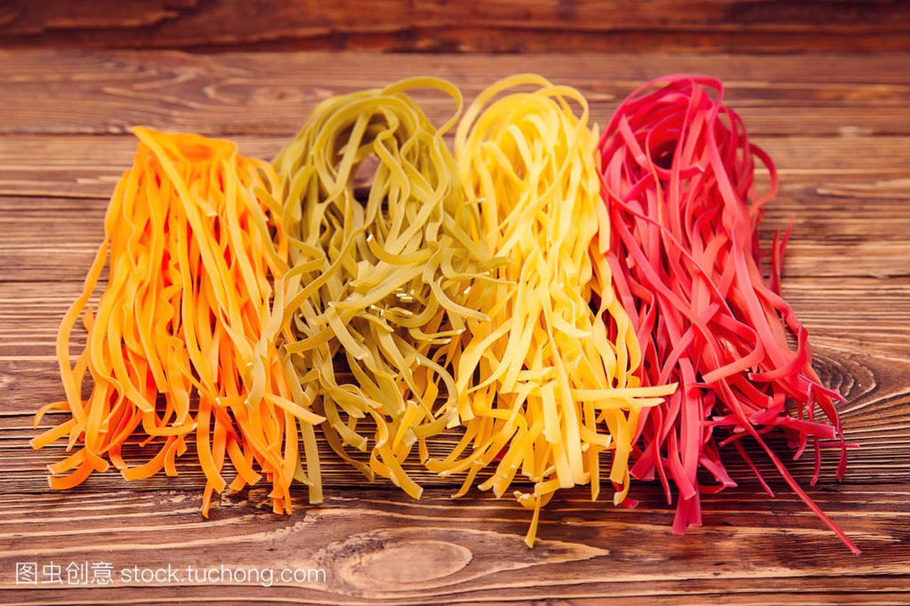 面条意大利背景传统彩色食谱的欢迎木质川菜面食家常菜那些最受复古图片