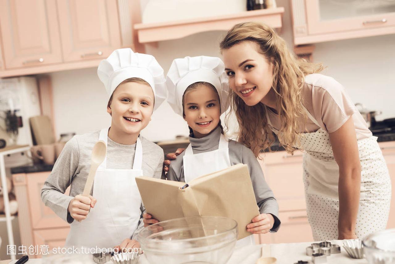 白色在母亲食谱和厨房读帽子在食谱儿童的盐2g食谱图片