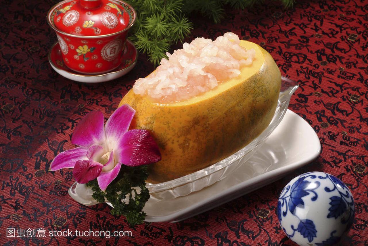 视图大全hasma,木瓜美味杭州攻略攻略特写美食图片