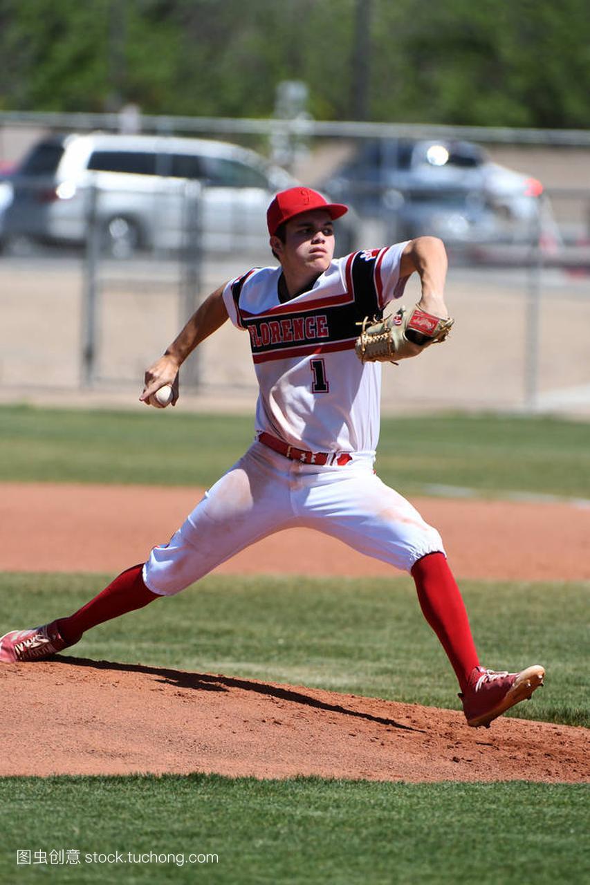 棒球东部行动比赛在高中谷吉尔伯特亚利桑那演尖29高中中渝中区艺生图片