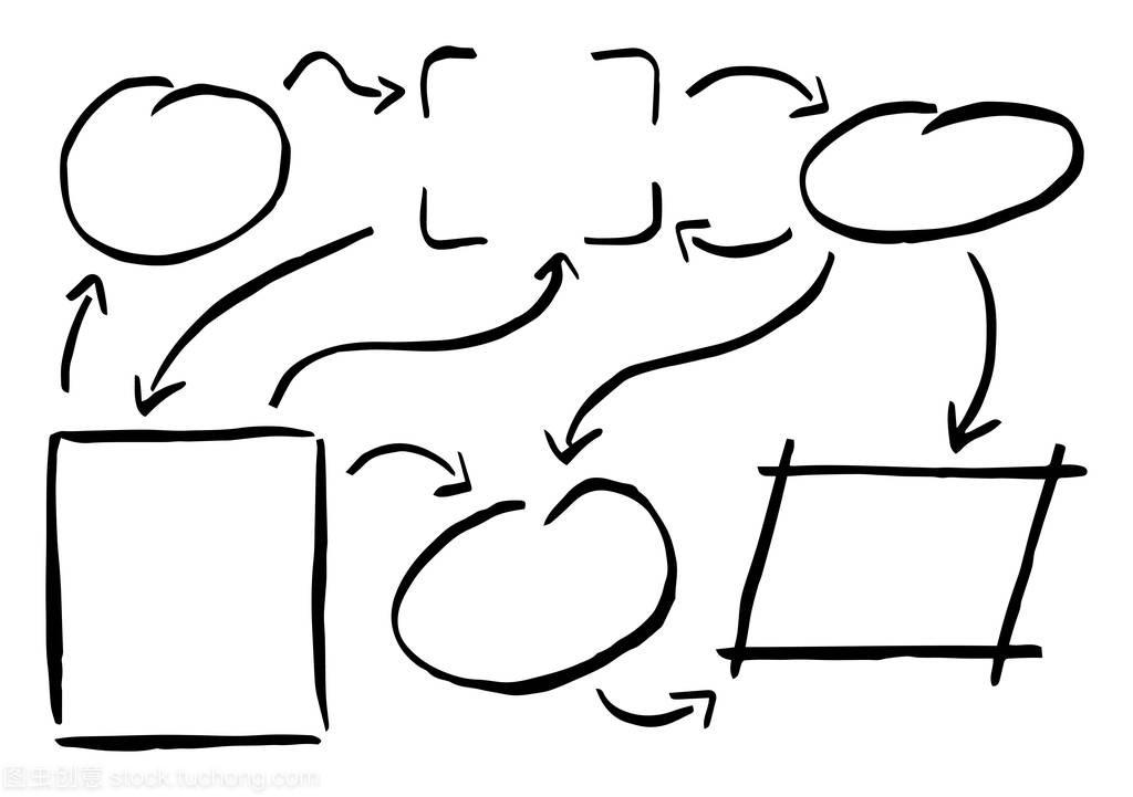 矢量图的手隐藏的v元素元素图表会绘制的家具设计图片