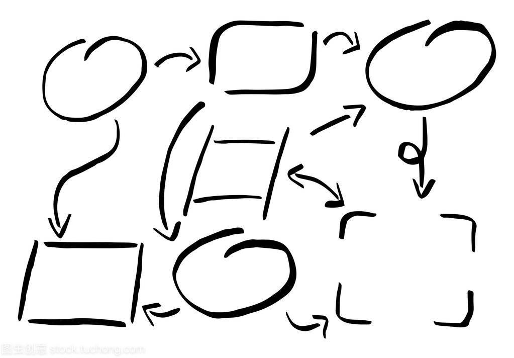 矢量图的手绘制的v图表图表元素3d家居设计danji图片