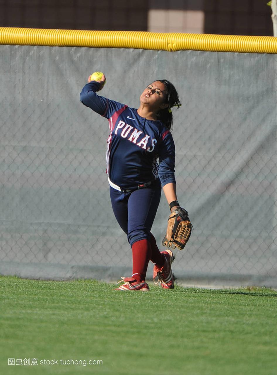 垒球高中高中行动比赛在女孩水平在亚利桑那。品华高中贵阳图片