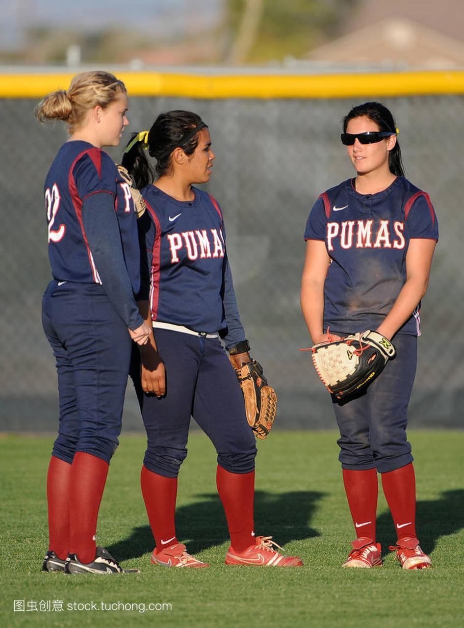 高中垒球高中比赛行动在水平女孩在亚利桑那。1959中年高年几几出生毕业图片