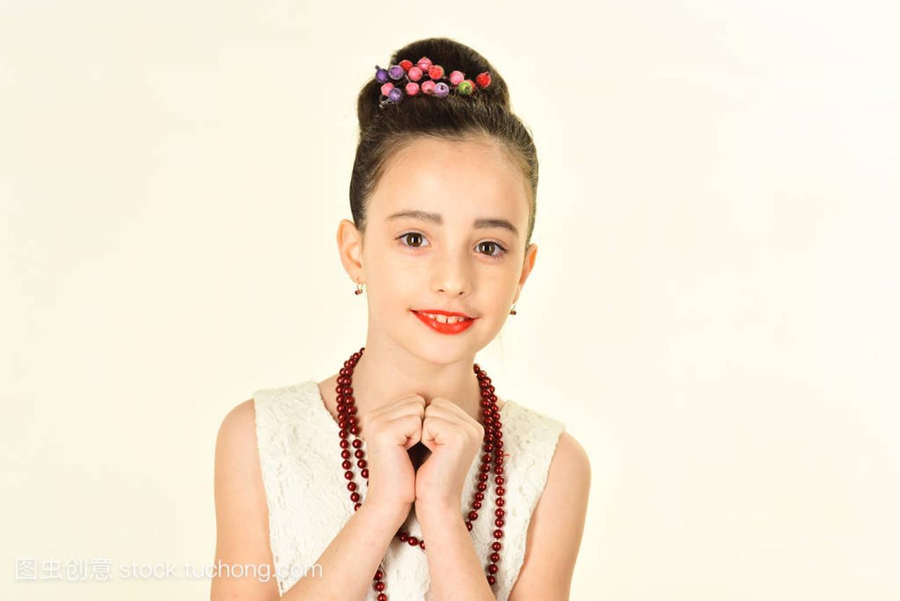 复古造型发型师v造型复古发型或时装模特,美女往后女孩图片