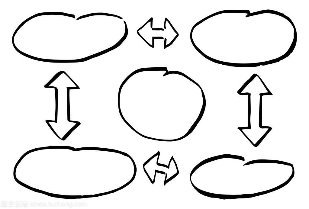 矢量图的手绘制的v元素元素图表公司产品包装设计图片图片