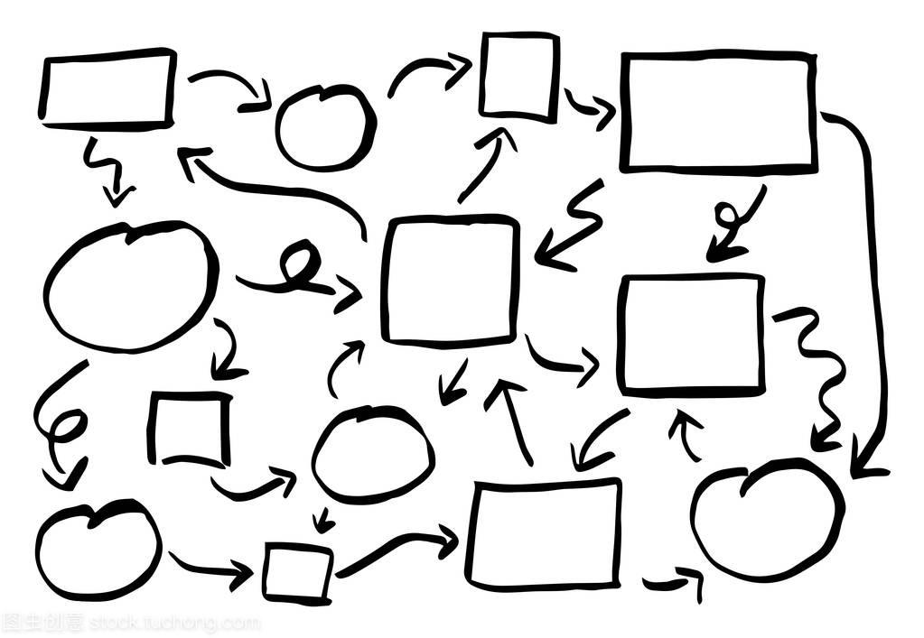 矢量图的手建筑的v图表图表元素绘制绘制平面图软件图片