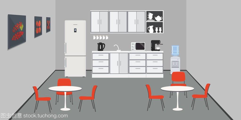 Officekitchen.Diningroominoffice.Thereare图片素描花千骨教程图片