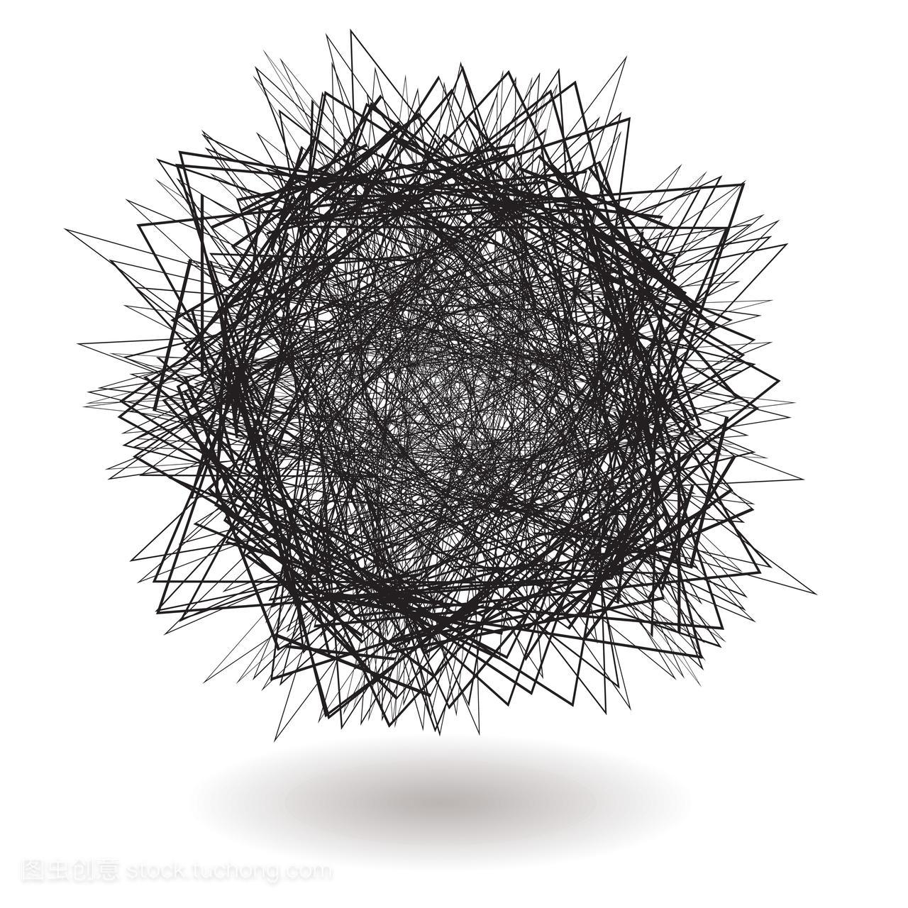图纸,绘图,总图,线路,艺术,美术,绝路,螺旋形,螺旋75t锅炉循环草图流化床cad线条图片