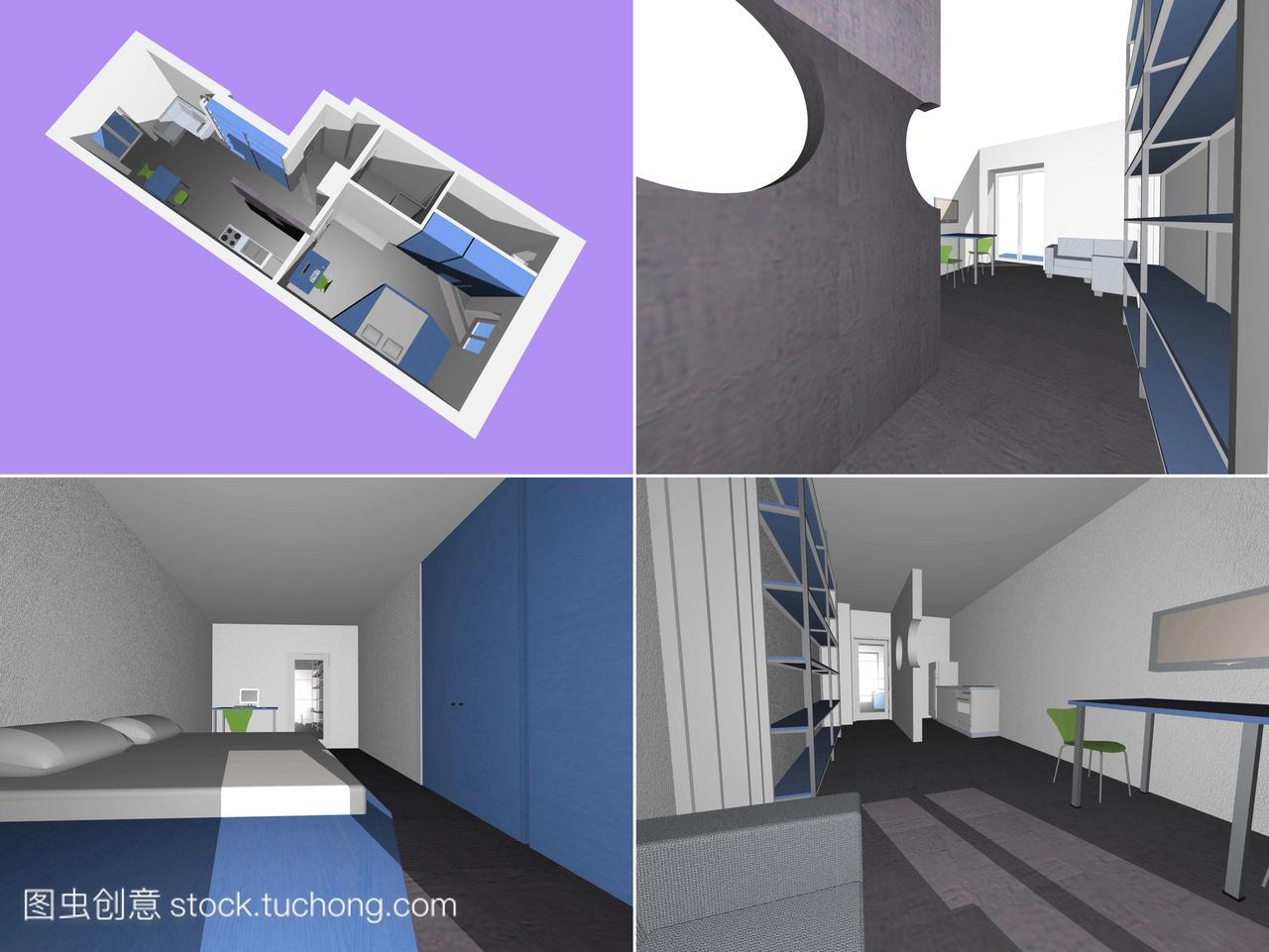 椅子,技术,图纸,模特的,架子,桌子,沙发,床,模型,柜子有限公司清华廊坊图片