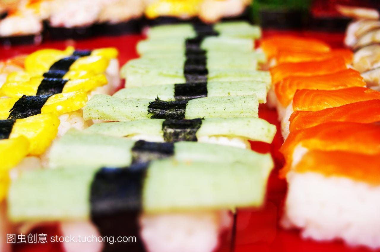 饭,饮食,香米,鱼类,寿司,三文鱼,大米,餐馆,饭馆,操练健美瘦身视频图片