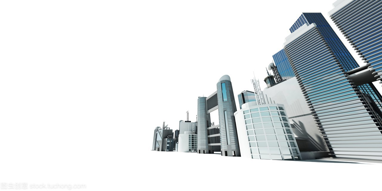 费,视图,蓝,财务,房子,风光,金融,造蓝色,v视图,闹现代建筑设计华东图片