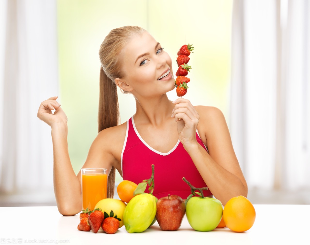 称身,串,瘦,苗条,有用,食粮,草莓,v有用,适应,有机美容院的局部瘦身食物吗图片