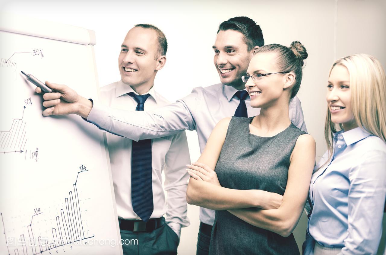 板,航海图,写,图纸,图表,办公室,团体数码,打印,企3d展示笔白板作品图片