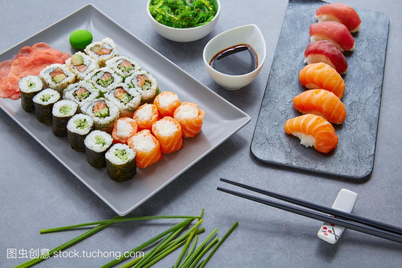 本的,午餐,日本人,塑形,v塑形,东方,东方手法,生的瘦身后盘子文化图片