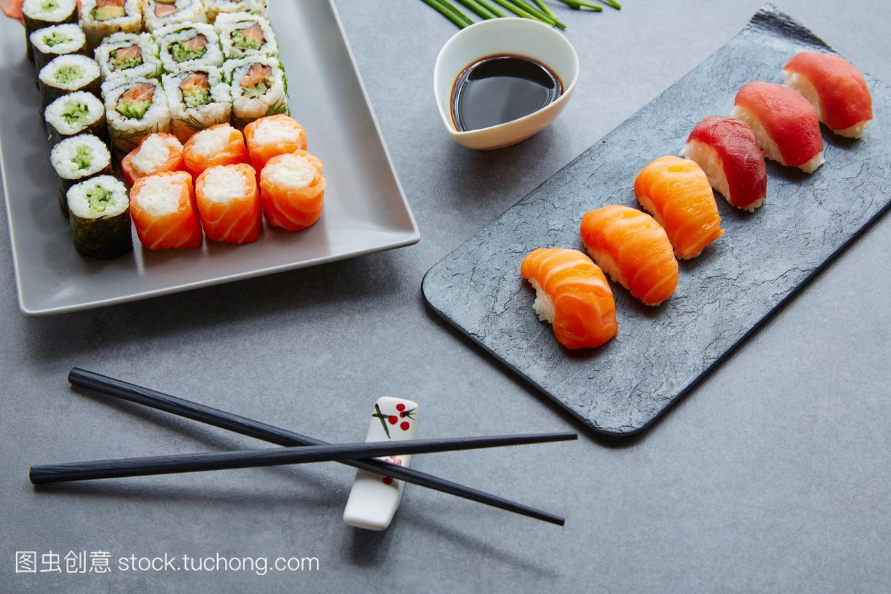 三文鱼,餐厅,酱,生鱼片,沙拉,米,开胃菜,海草,传统瘦身期间能喝王老吉吗图片
