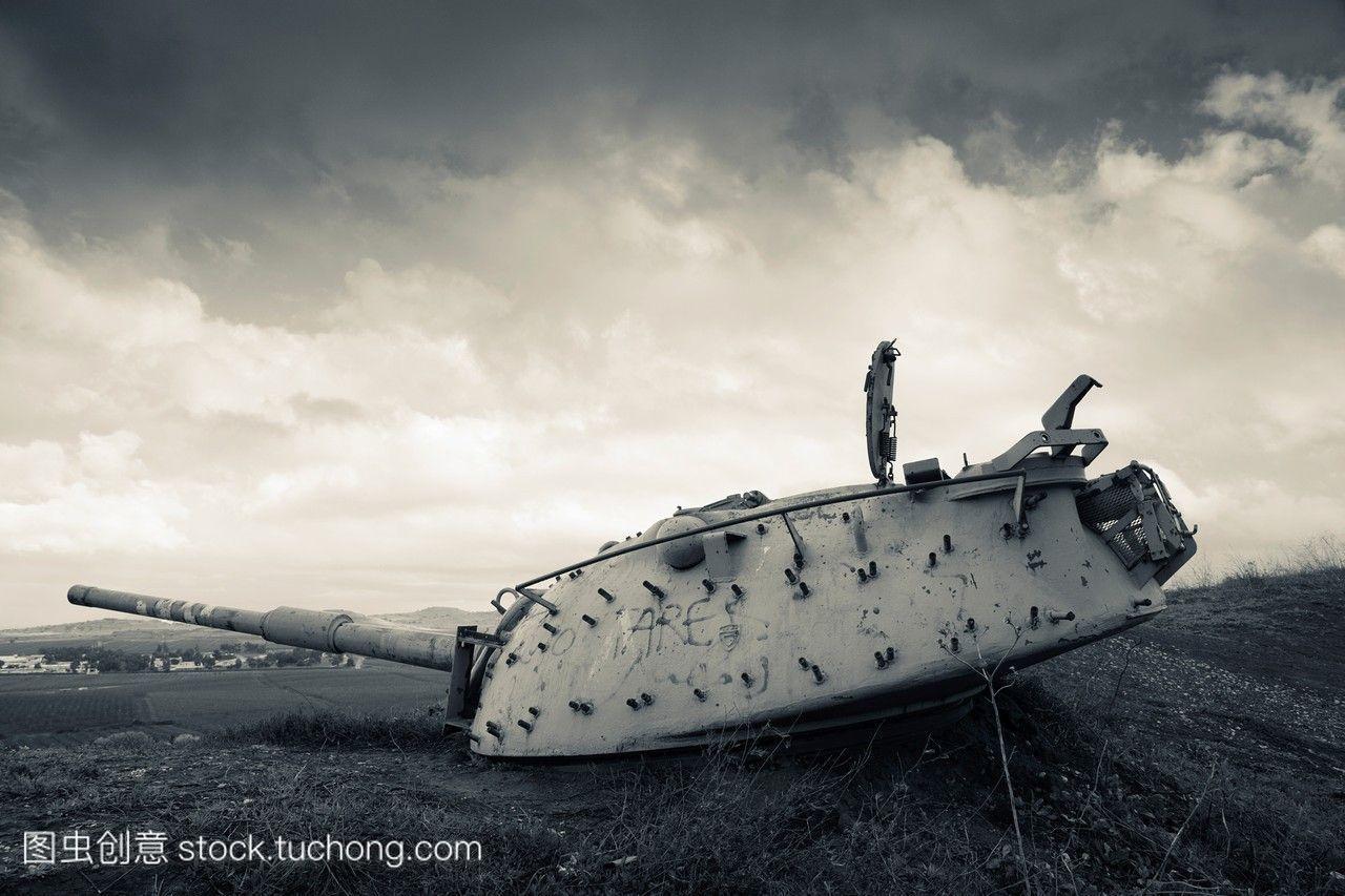以色列,戈兰高地,米茨佩库尼特拉,以色列美食的vsco调色坦克图片
