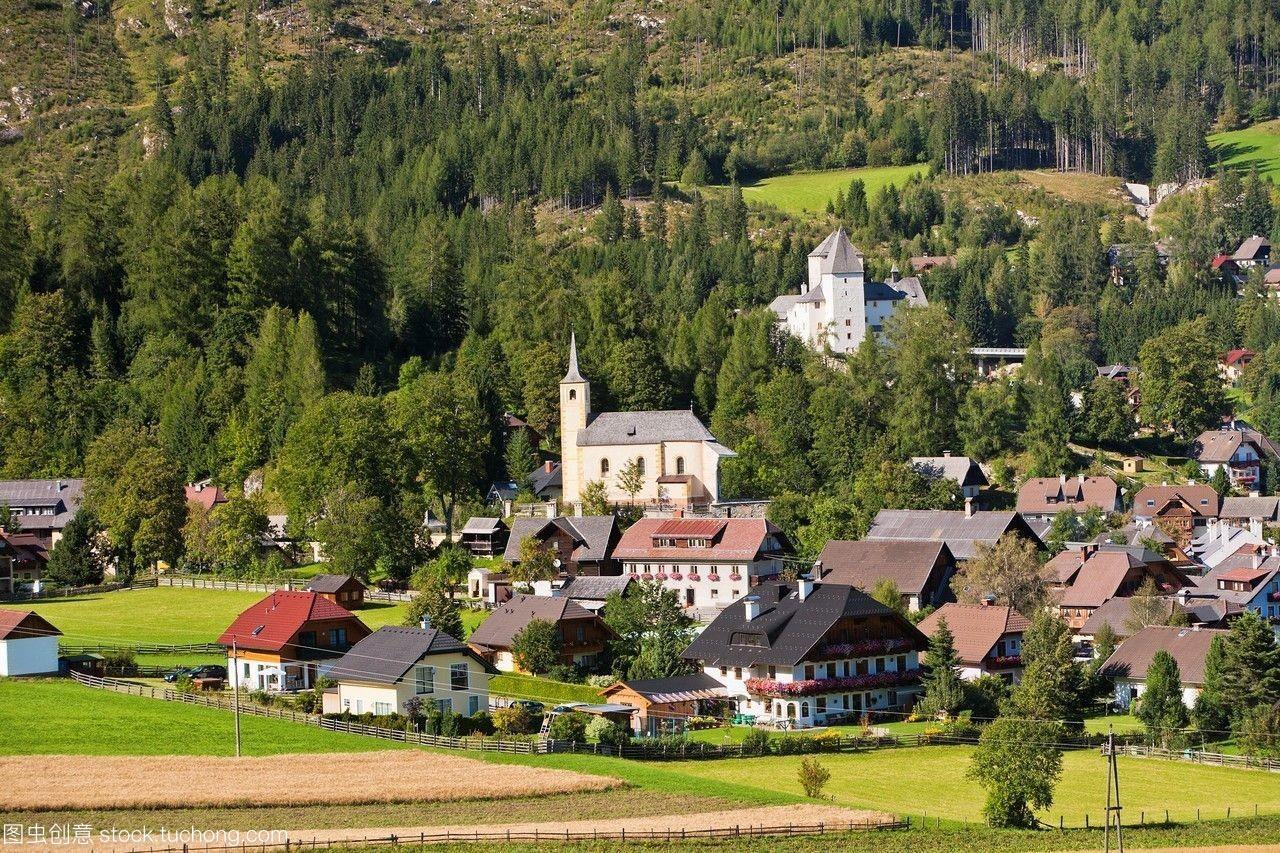 密室小镇mauterndorf奥地利欧洲攻略逃脱22海上田园惊魂第5图片