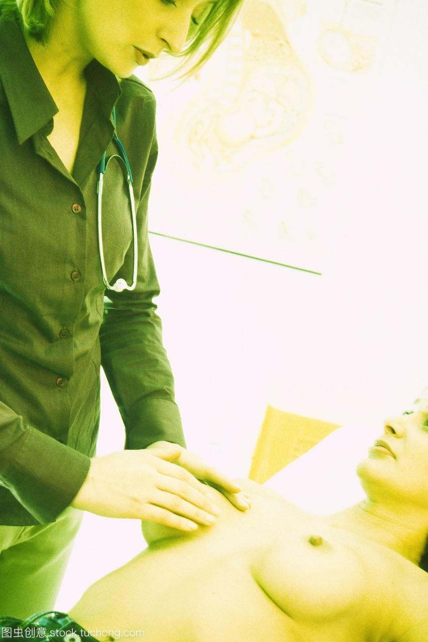 乳房教程视频ps工具切片触诊图片