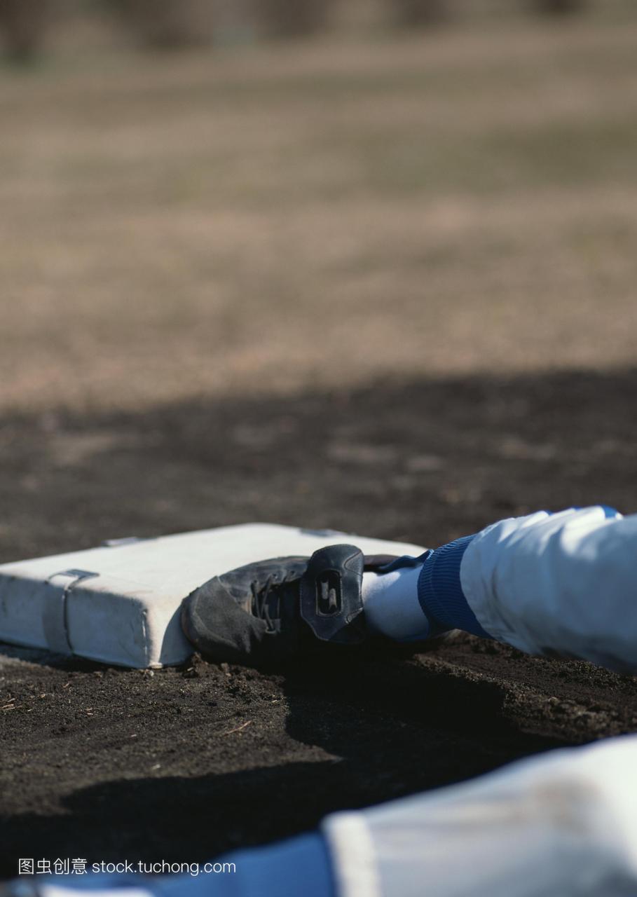 根基运动员,棒球,陆地,男人,一个,棒球场,设施,滑乐视电子竞技图片