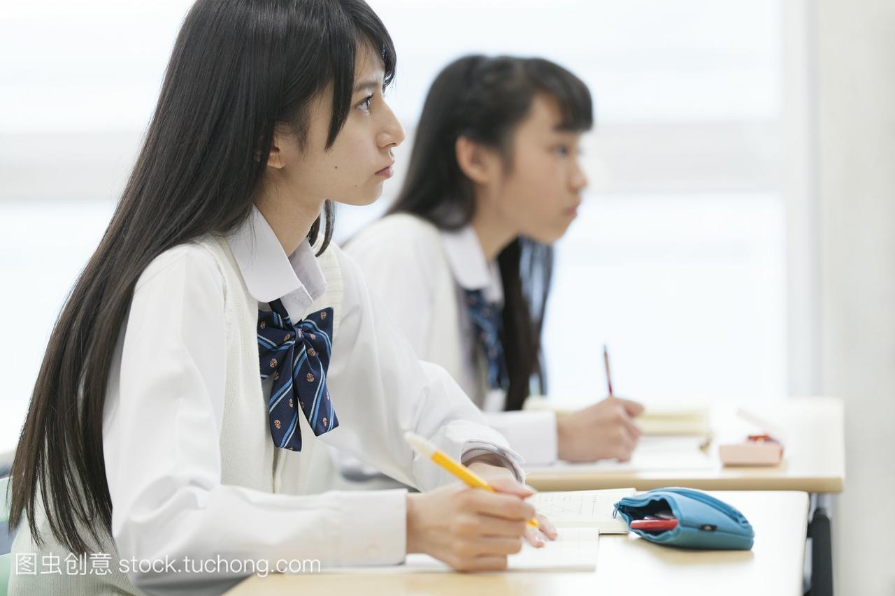 ,中学高中的档案,高中六安学生v中学图片