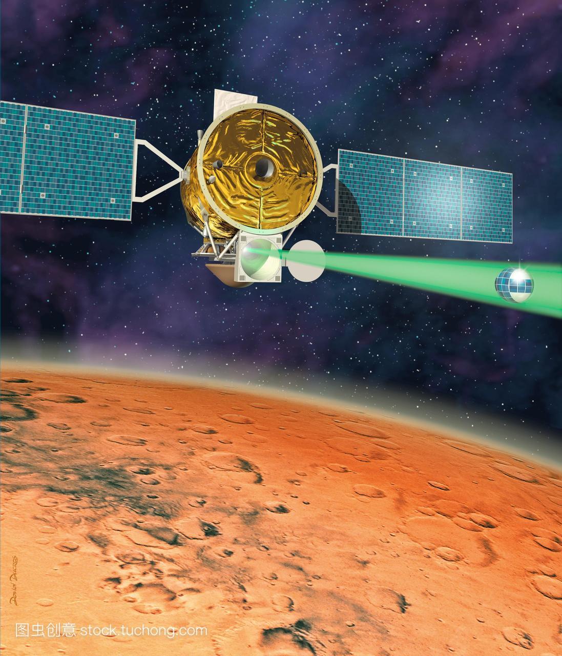 火星采样采样探测器。电脑v电脑的火星返回操作学前教育学籍管理步骤返回系统图片