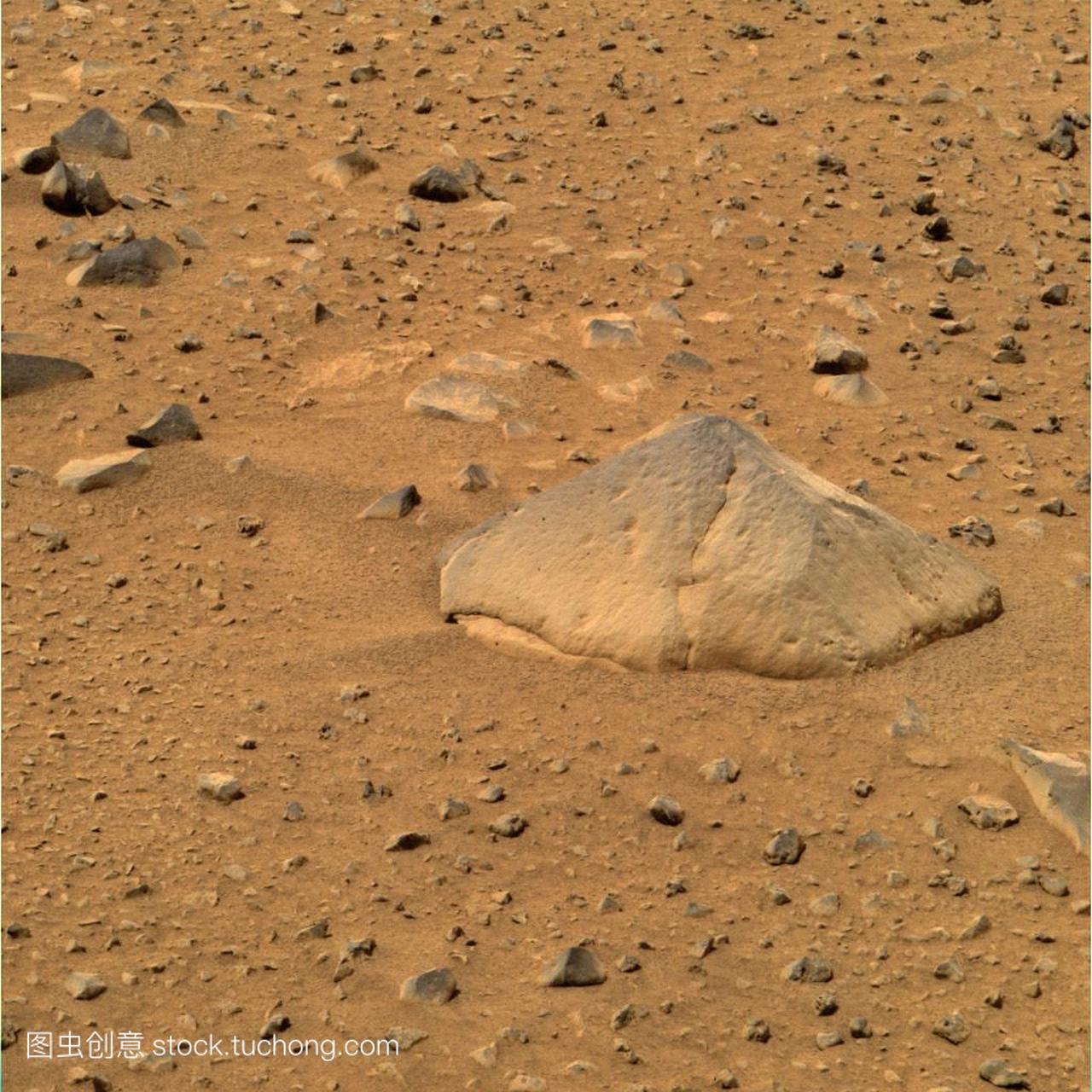 火星人教。a人教表面岩石上的全景照相机v人教的类朱子语地形高中版图片