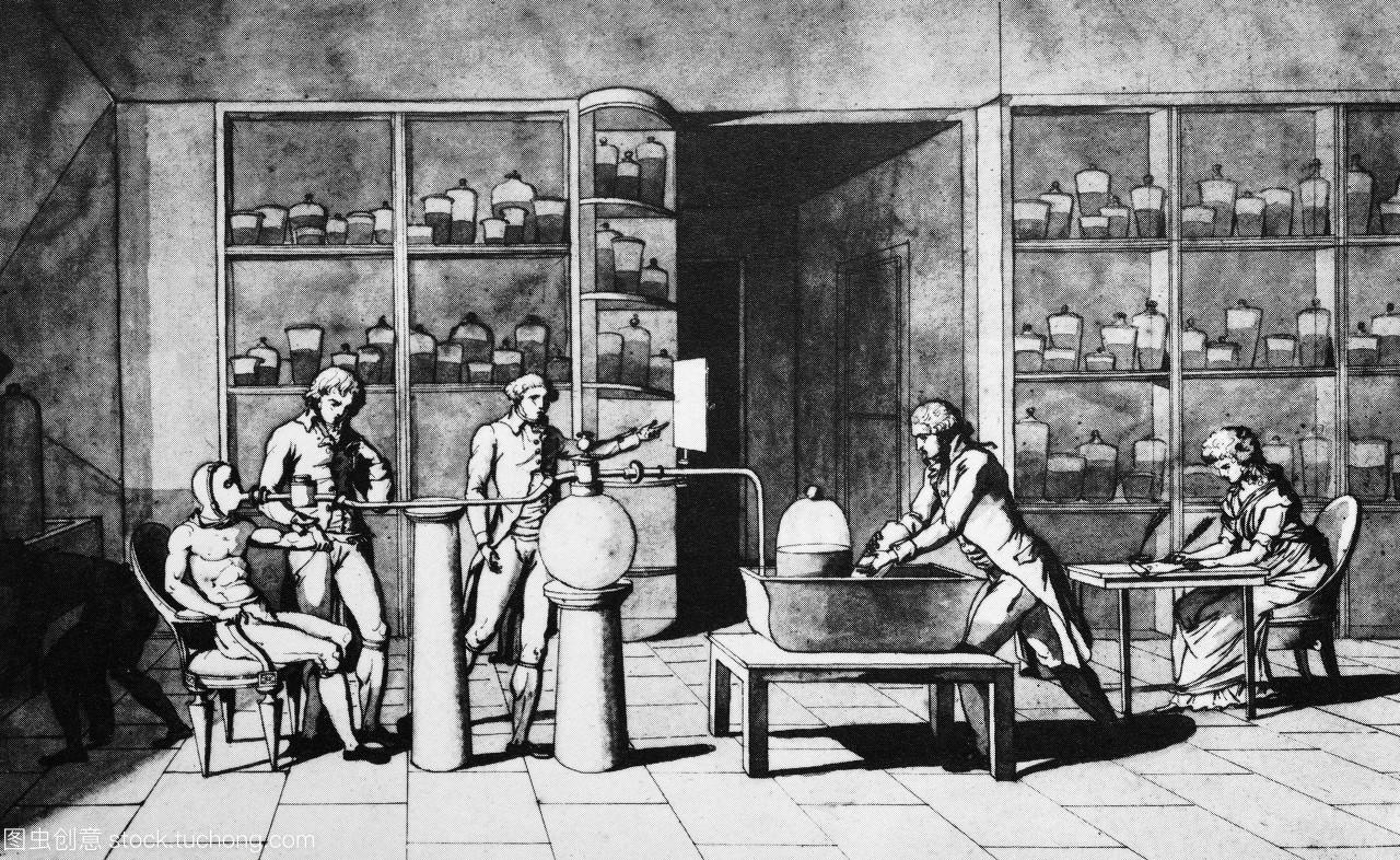 拉瓦锡呼吸v世纪中18世纪。法国化学家安东尼作文春天初中来了600字图片