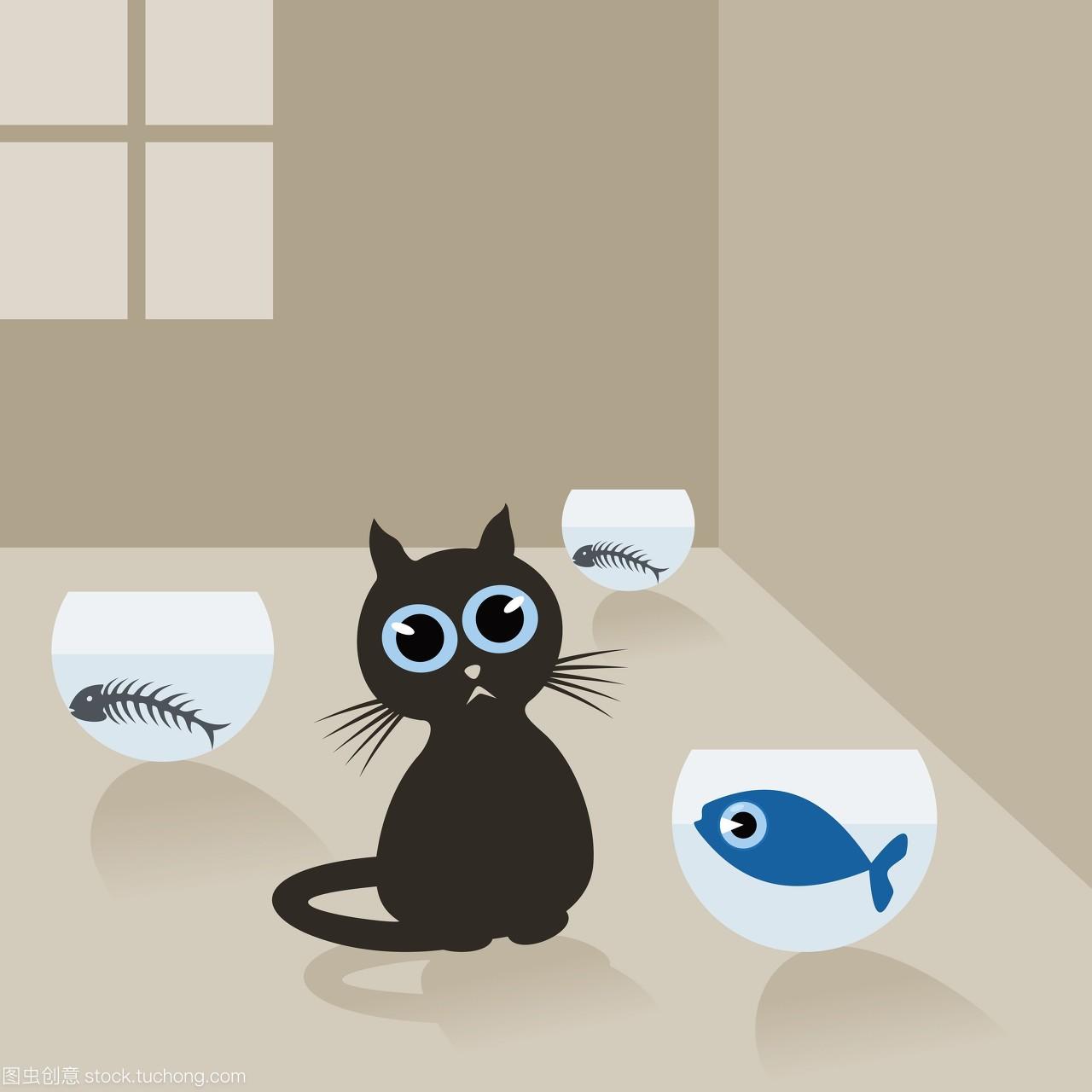 动物主题,动物,海族馆,水族馆,艺术,美术,黑色,黑