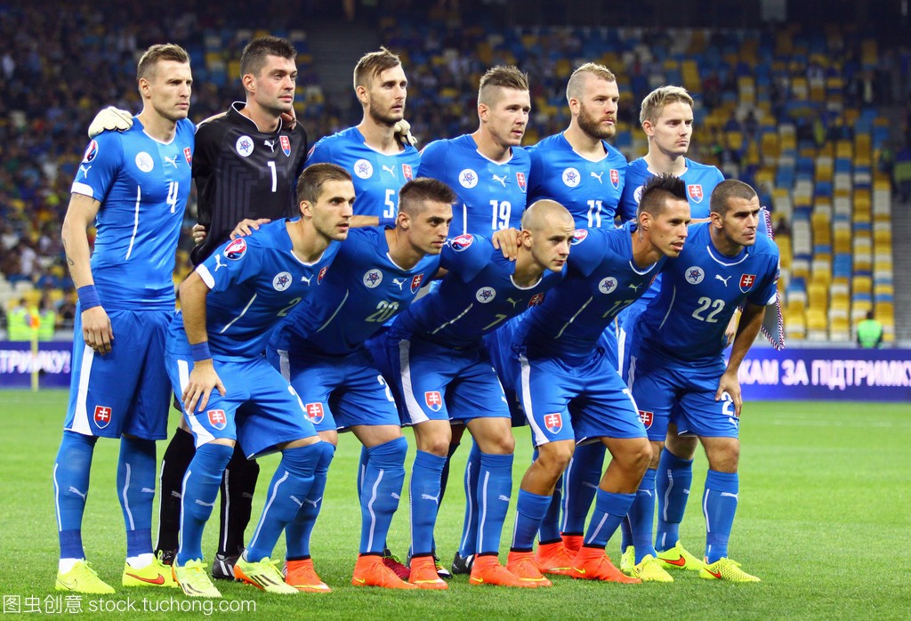 斯洛伐克国家足球队
