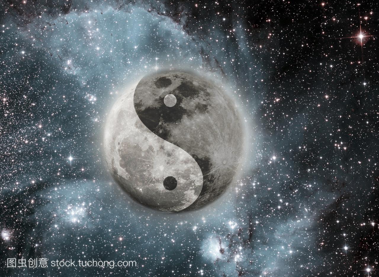 月亮以符号