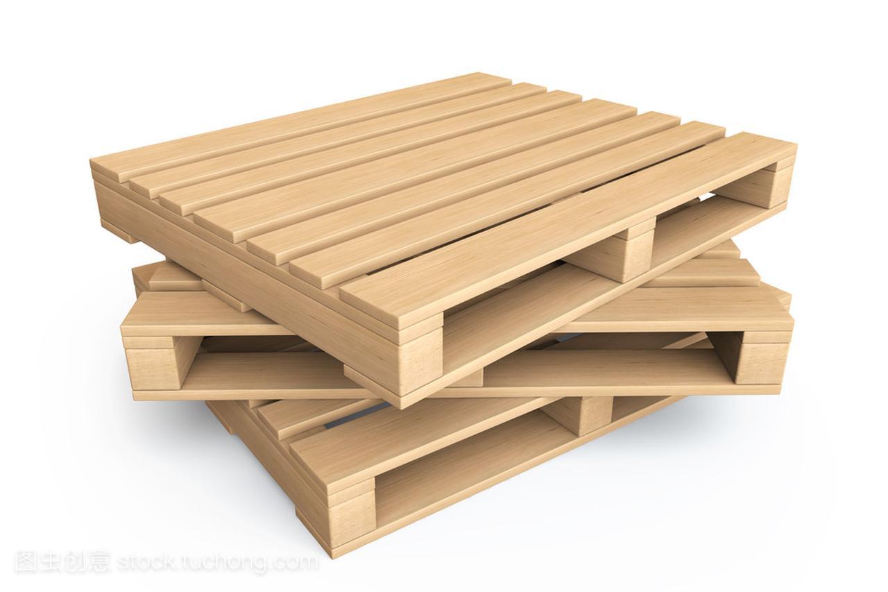 不同木材的木托盘有什么不同
