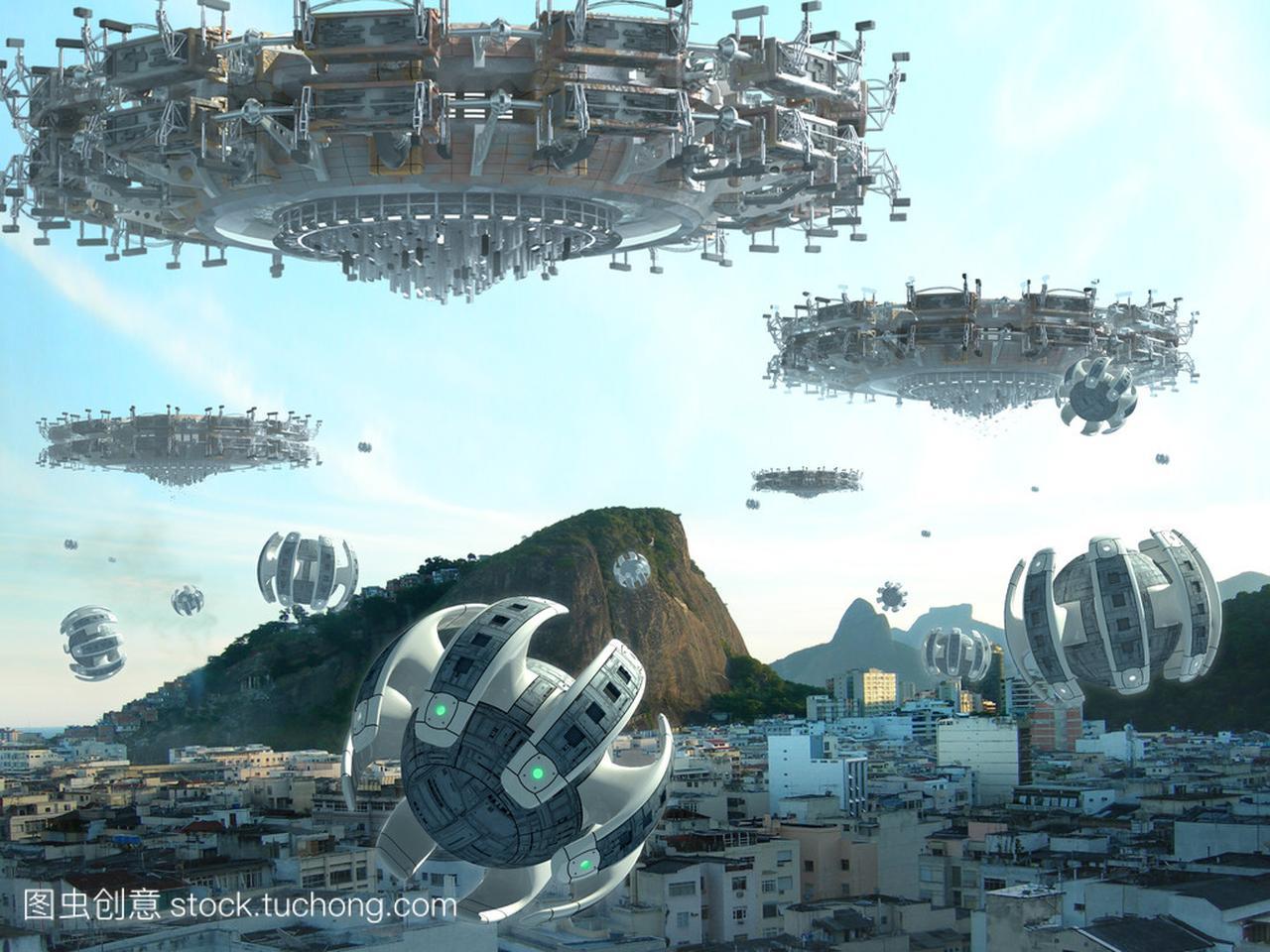 历史上真实发生的UFO事件