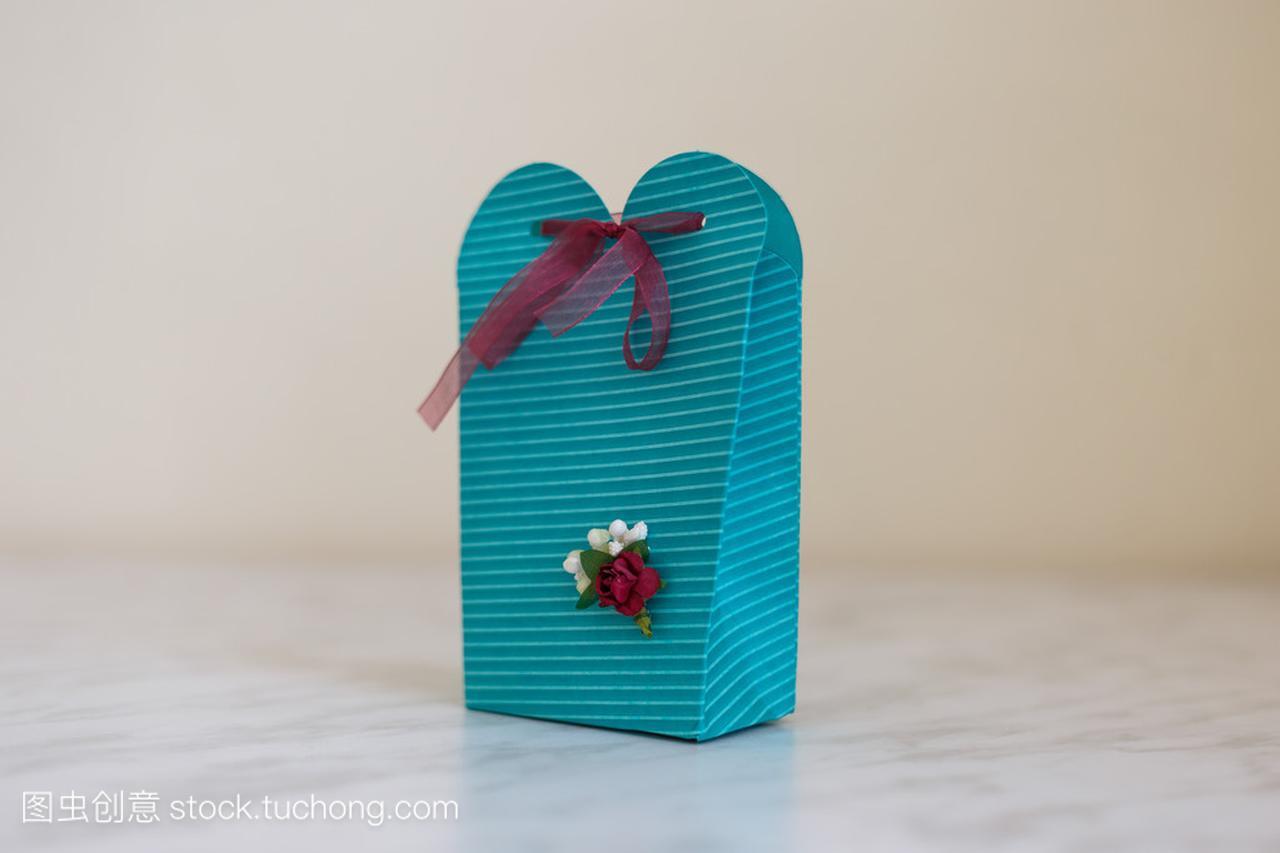 手工制作的礼品盒