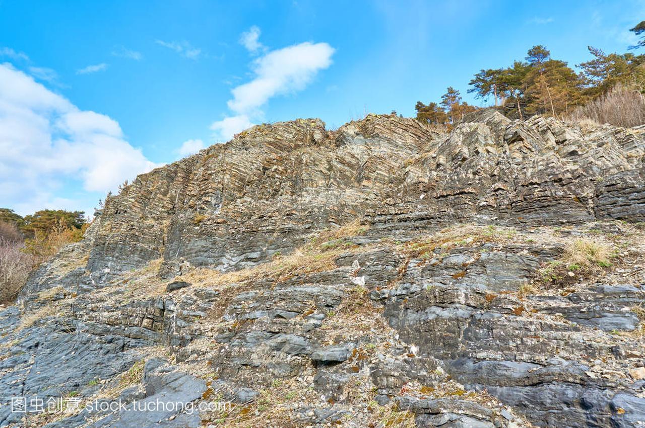最古老的岩石类型,从地球的前寒武纪时代
