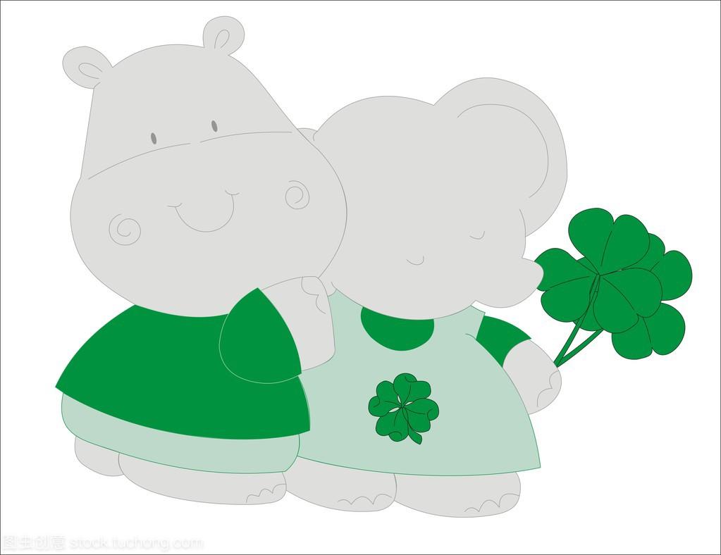 低亚硫酸钠是爱上了大象和享受它