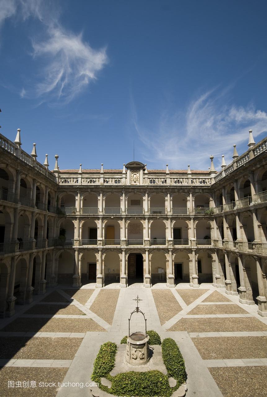 阿尔卡拉德埃纳雷斯大学。马德里西班牙