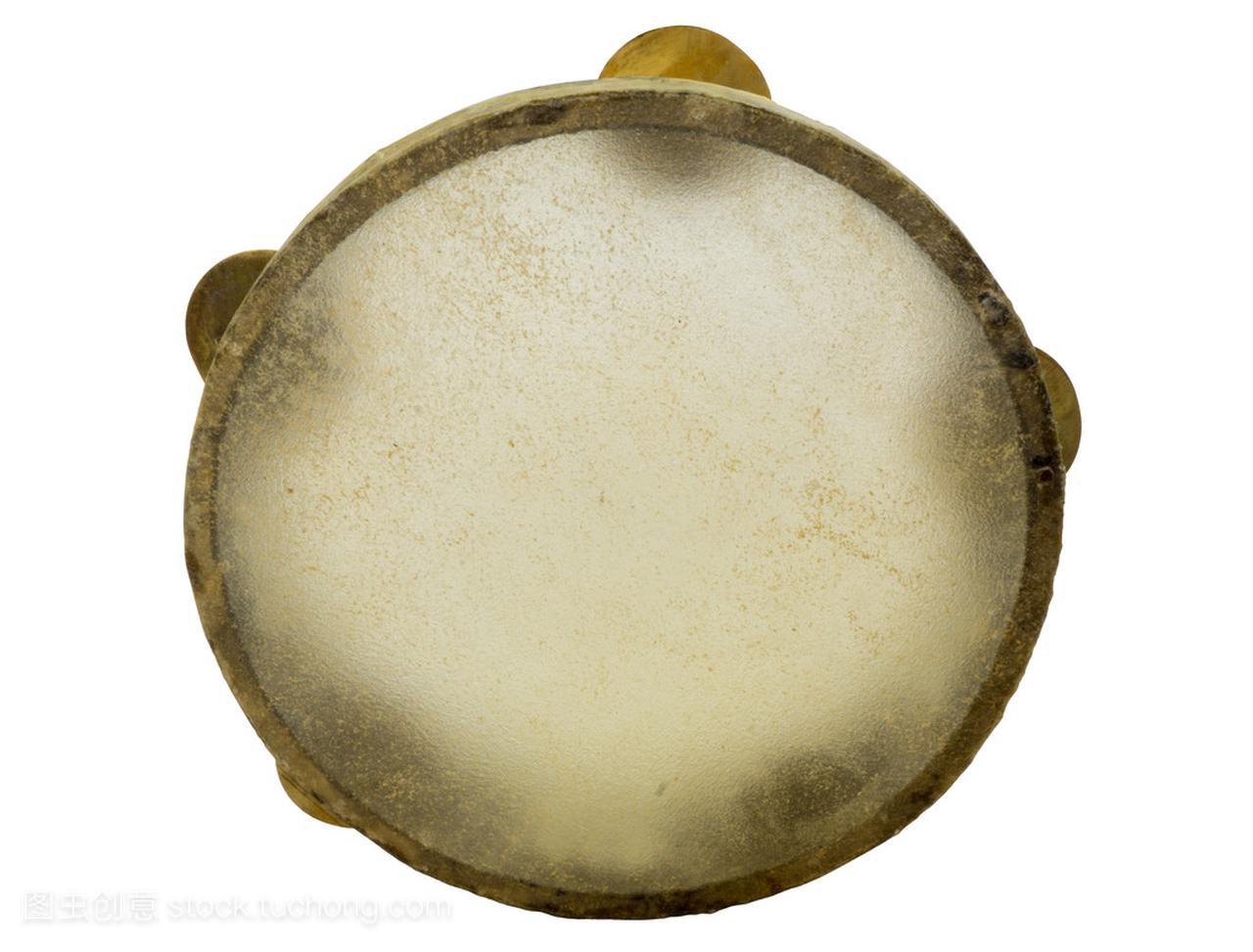 传统音乐仪器埃及铃鼓制成的骆驼