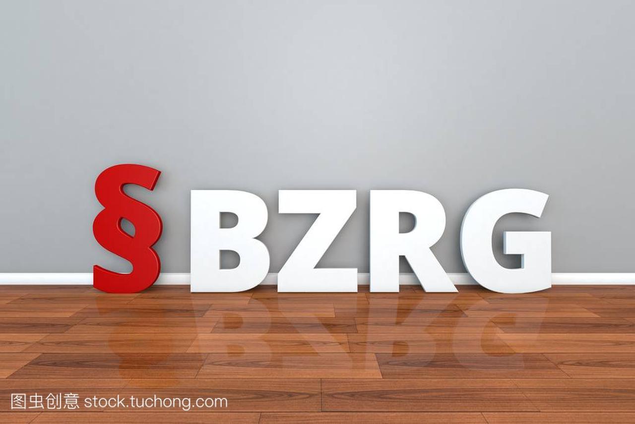 德国法律 Bzrg 简称为法律在中央记数器和教育