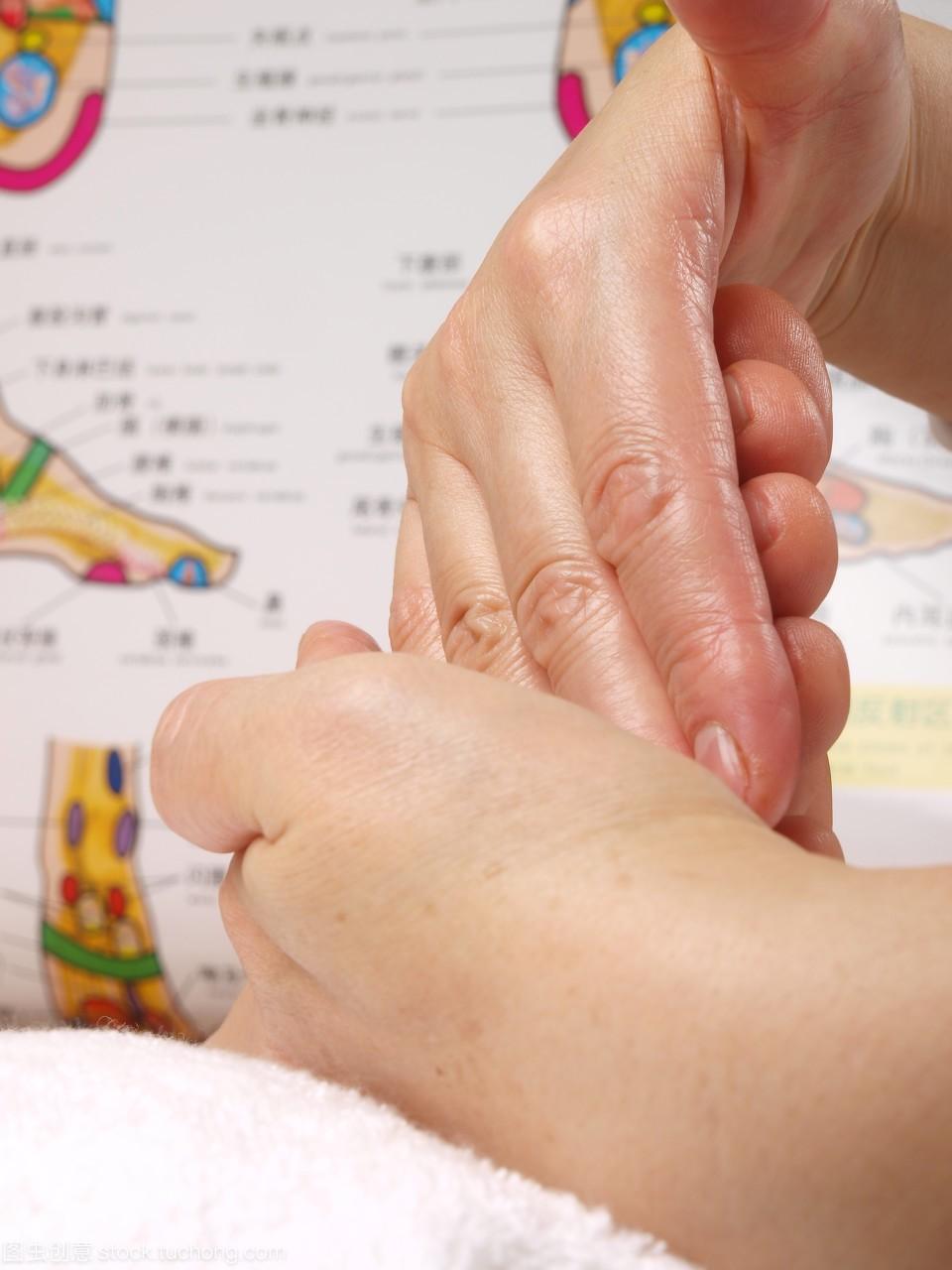 水疗,治疗师,消遣,油,照料,皮,照顾,疗法,皮肤,生