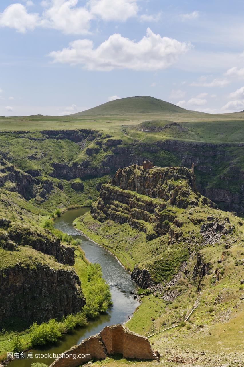 river还是arpa?ay?土耳其边境河流到亚美尼亚,