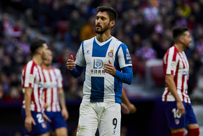 意媒:桑普多利亚想要西班牙人前锋费雷拉